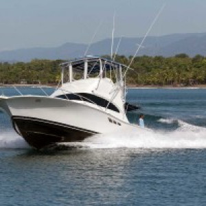 Quepos Charter Boat