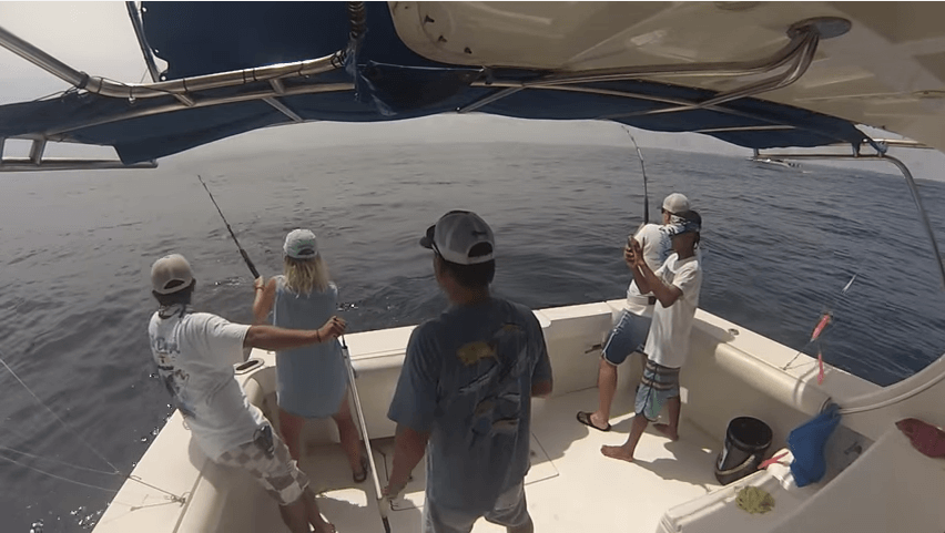 Quepos Fishing Report - August 3rd 2016